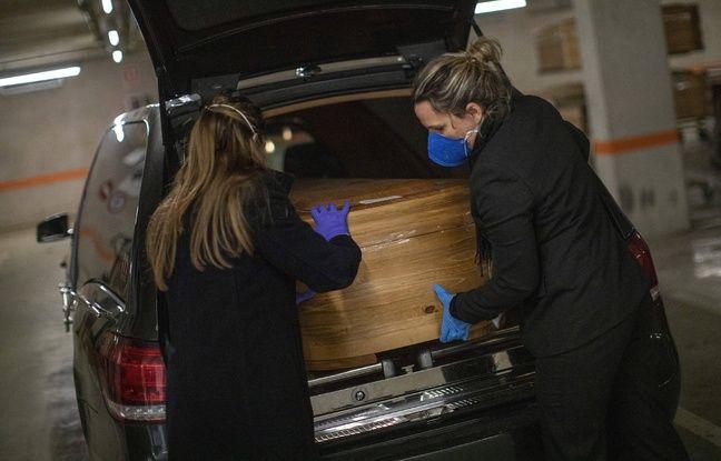 Coronavirus: Les pompes funèbres sont débordées en Seine-Saint-Denis où il y a un «excès de mortalité exceptionnel»