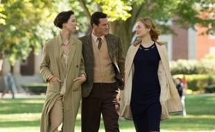 Luke Evans, Rebecca Hall et Bella Heathcote dans My wonder women d'Angela Robinson