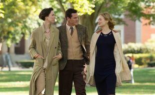 Luke Evans, Rebecca Hall et Bella Heathcote dans My wonder women d'Angela Robinson