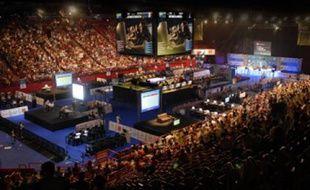 Mondial du gaming 2007