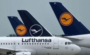 La compagnie aérienne Lufthansa a stoppé ses opérations dans l'espace aérien biélorusse.