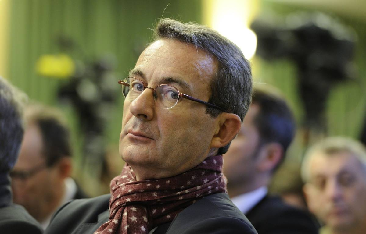 Jean-Christophe Fromentin, le maire UDI de Neuilly sur Seine et président d'Atout France. – WITT/SIPA