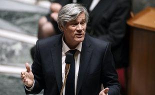 Le porte-parole du gouvernement Stéphane Le Foll