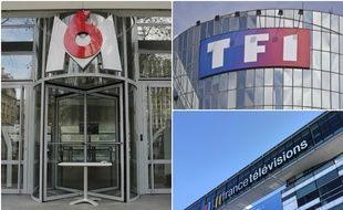 TF1, M6 et les chaînes du service publique se disputent le titre de Chaîne historique de la saison aux TV Notes 2019