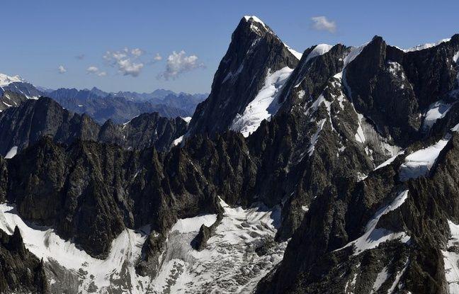 Haute-Savoie: Un alpiniste italien fait une chute mortelle dans le massif du Mont Blanc