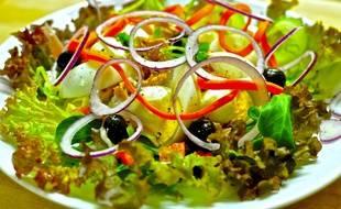 Du vert dans nos assiettes pour une planète verte.