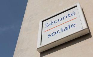 Logo de la securite sociale a Nantes