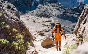 Luca Papi est très attaché aux îles Canaries depuis le début de ses aventures très longues distances il y a cinq ans.
