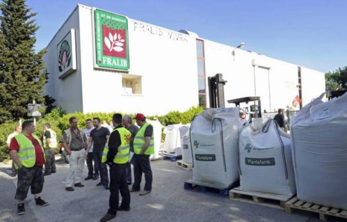 Le directeur général d'Unilever Paul Polman exclut de céder la marque de thé Eléphant et de faire travailler en sous-traitance la société que les salariés de l'usine de Géménos (Bouches-du-Rhône), fermée par le groupe anglo-néerlandais, souhaitent monter. – Boris Horvat afp.com