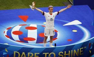Megan Rapinoe aura marqué cette Coupe du monde 2019 de son empreinte.