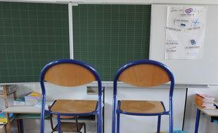 Rentrée scolaire à Strasbourg (Illustration)