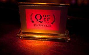 La première «Queer Palm» a été décernée en marge du Festival de Cannes le 23 mai 2010.
