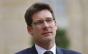 Pascal Canfin à l'Elysée le 18 juin 2015.