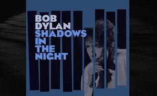 Capture d'écran du site de Bob Dylan prise le 13 mai 2014.