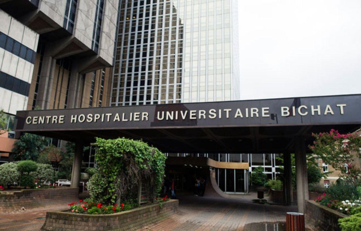 Illustration de l'hôpital de Bichat à Paris (18e), le 6 août 2014. – FRED DUFOUR / AFP