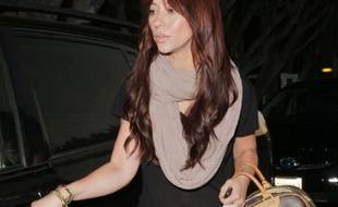 Jennifer Love Hewitt à West Hollywood, en septembre 2011.