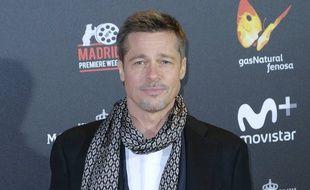 Brad Pitt a eu un léger accrochage.