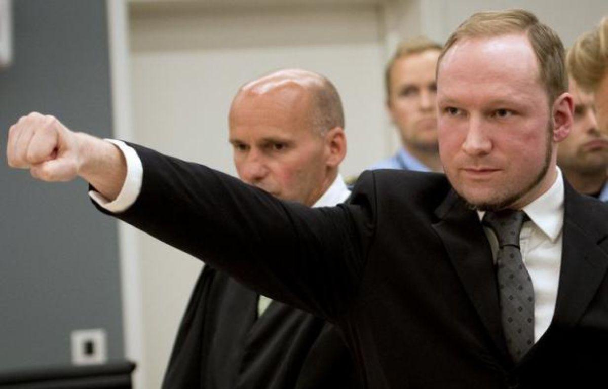 Le verdict prononcé contre l'extrémiste norvégien Anders Behring Breivik, condamné en août à la peine maximale pour le massacre de 77 personnes le 22 juillet 2011, est définitif après son refus attendu de faire appel, ont annoncé vendredi ses avocats. – Odd Andersen afp.com