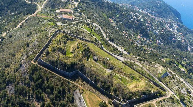 Journées du Patrimoine dans les Alpes-Maritimes : A Eze, le (pas si) Fort de la Revère se dévoile avant de devenir un musée