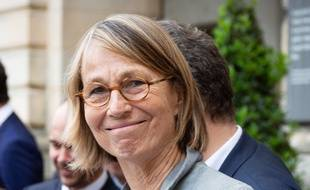La ministre de la Culture, Françoise Nyssen.