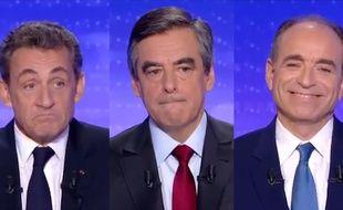 Les mimiques des candidats valent le détour...