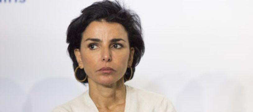 L'ancienne ministre de la Justice Rachida Dati