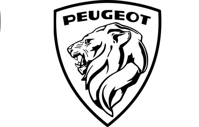 Logo Peugeot 1960-1964