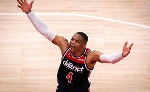 Westbrook entre un peu pklus dans l'histoire de la NBA du haut de ses 182 triple-doubles.