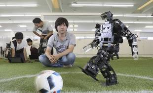 La dernière Robocup s'est tenue en juillet à Nagoya. Bordeaux va être candidate en 2020.