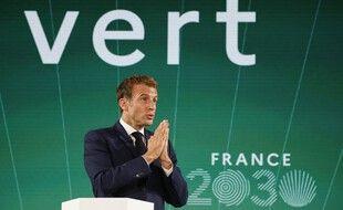 Le futur imaginé par Emmanuel Macron est très technologique, mais pas forcément écologique.
