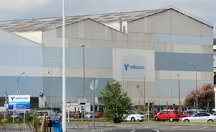 L'usine Vallourec de Saint-Saulve