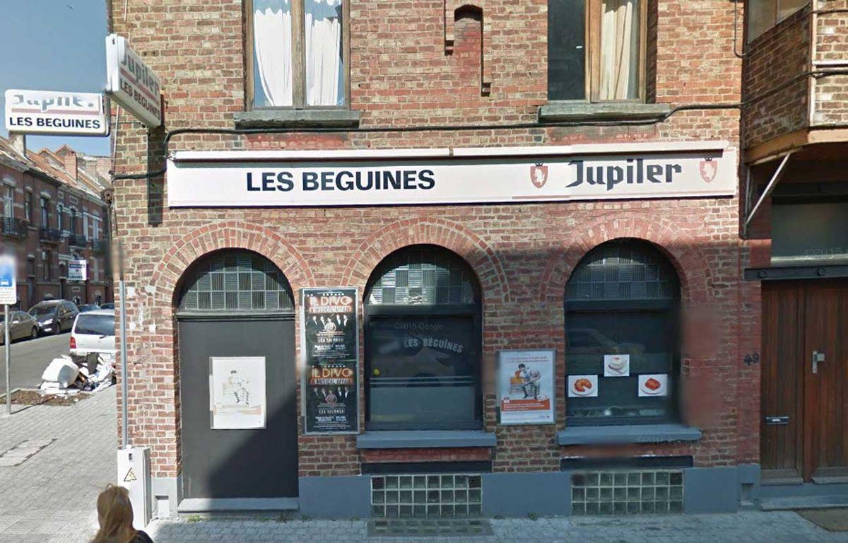 Le café Les Béguines, tenu par Brahim Abdeslam, à Molenbeek. – GOOGLE MAPS