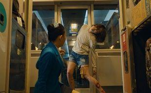 Un zombie de «Dernier train pour Busan» qui n'a peut-être pas composté son ticket mais ne sera pas mis à l'amende pour autant.