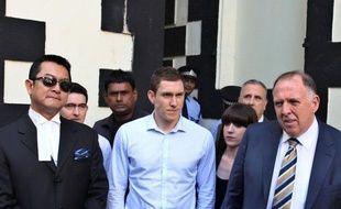 Le procès des meurtriers présumés de l'Irlandaise Michaela McAreavey, fille de la figure du sport irlandais Mickey Harte, tuée pendant sa lune de miel à Maurice en janvier 2011, a débuté mardi devant la Cour d'assises de Port-Louis