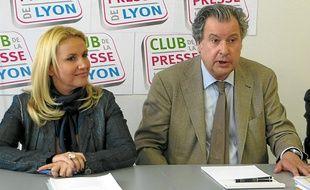 Sophie Jonquet (à gauche) et Philippe Genin, respectivement avocats aux barreaux de Marseille et de Lyon.