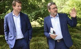 Pour 2022, Matthieu Orphelin s'engage auprès de Yannick Jadot et le soutient pour la primaire écologiste.