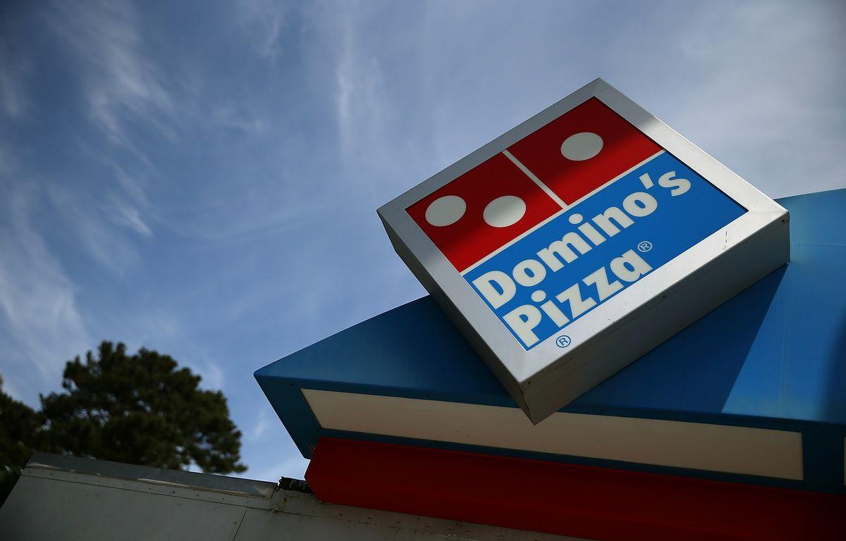 La franchise de restauration rapide Domino's Pizza – JUSTIN SULLIVAN / GETTY IMAGES NORTH AMERICA / AFP