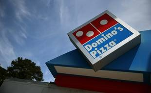 La franchise de restauration rapide Domino's Pizza