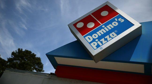 video domino 39 s pizza les livraisons par drone bient t test es en france. Black Bedroom Furniture Sets. Home Design Ideas