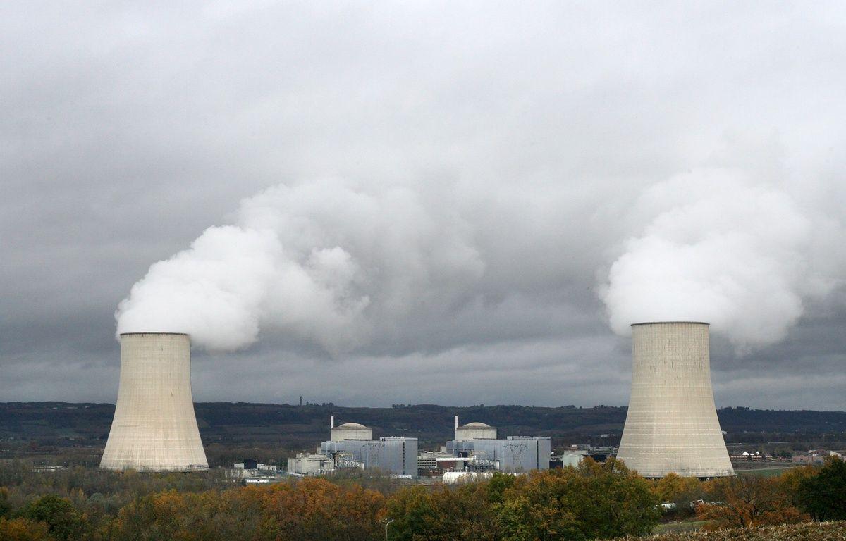 La centrale nucléaire de Golfech au bord de la Garonne, aux frontieres du Gers et à 100 km de Toulouse – Alexandre GELEBART/20MINUTES