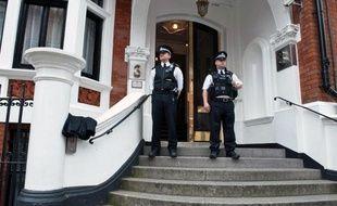 Le Royaume-Uni n'autorisera pas le fondateur de WikiLeaks Julian Assange à quitter libre l'ambassade d'Equateur, selon une note publiée jeudi par le Foreign Office après une réunion la veille avec des membres du gouvernement équatorien à Quito.