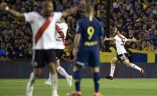 River Plate, roi de Buenos Aires (jusqu'au match retour au moins).