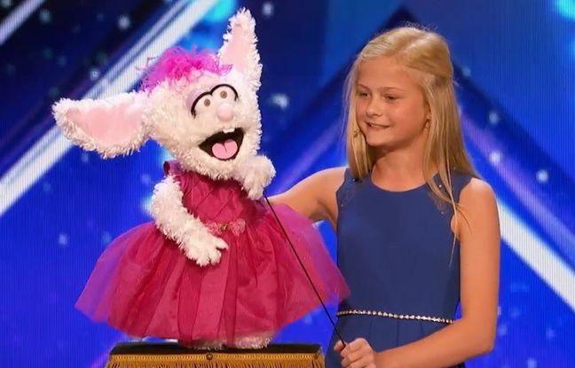 VIDEO. L'incroyable talent de cette jeune fille bluffe le jury de America's Got Talent dans actualitas dimanche 648x415_incroyable-talent-petite-fille-va-surprendre-rewind-video