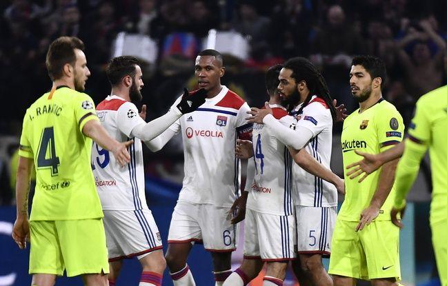 OL-Barcelone: «Si on n'y croit pas maintenant»... Lyon vise-t-il vraiment un exploit au Camp Nou?