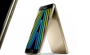 La Samsung Galaxy A3 et A5 reprennent les codes visuels du Galaxy S6.