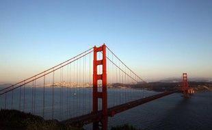 Le Golden Gate Bridge de San Francisco