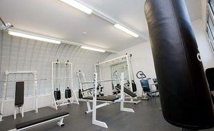 Une salle de musculation à Mulhouse