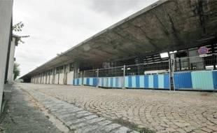 Le site se divisera en deux bâtiments qui accueilleront la Frac et des agences culturelles.