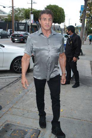Sylvester Stallone, le 1er juin, à Los Angeles.