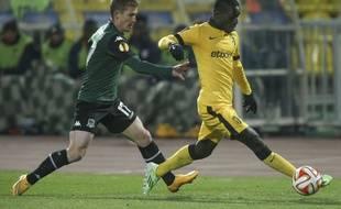 Malmenés en première mi-temps, Idrissa Gueye et le Losc ont réagi après la pause pour décrocher le match nul. Vitaly Timkiv/AP/SIPA